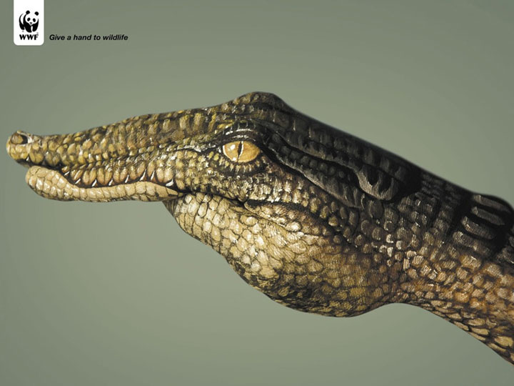 20 Most Striking WWF Posters That Will Motivate You To Fight For The Planet-10