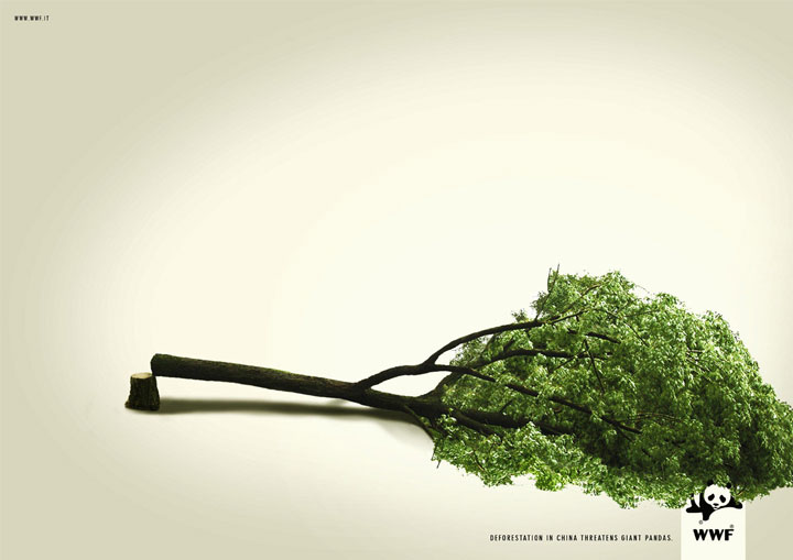 20 Most Striking WWF Posters That Will Motivate You To Fight For The Planet-9