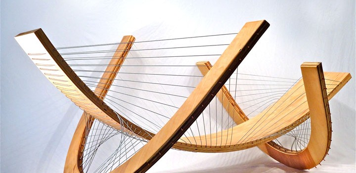 Amazing Furniture Held Together Only By The Tensioned Cables-18