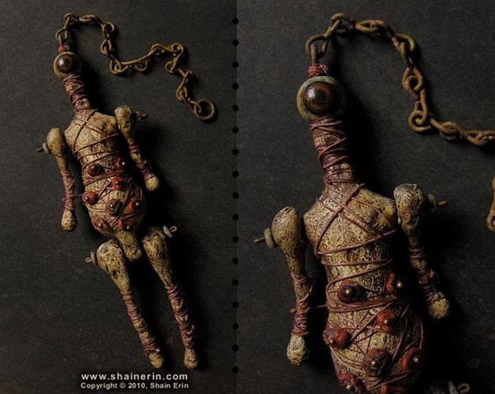 Poppet-Terrifying Dolls Will Surely Frighten Naughty Kids-1