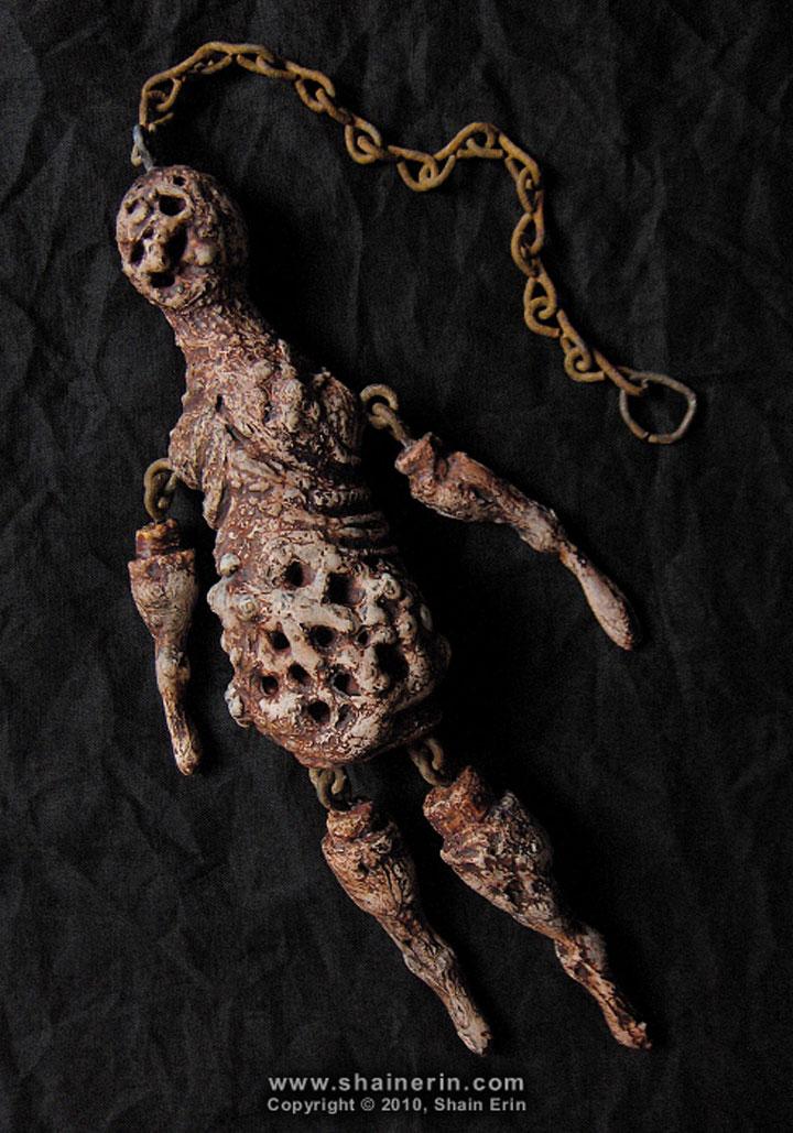 Poppet-Terrifying Dolls Will Surely Frighten Naughty Kids-10
