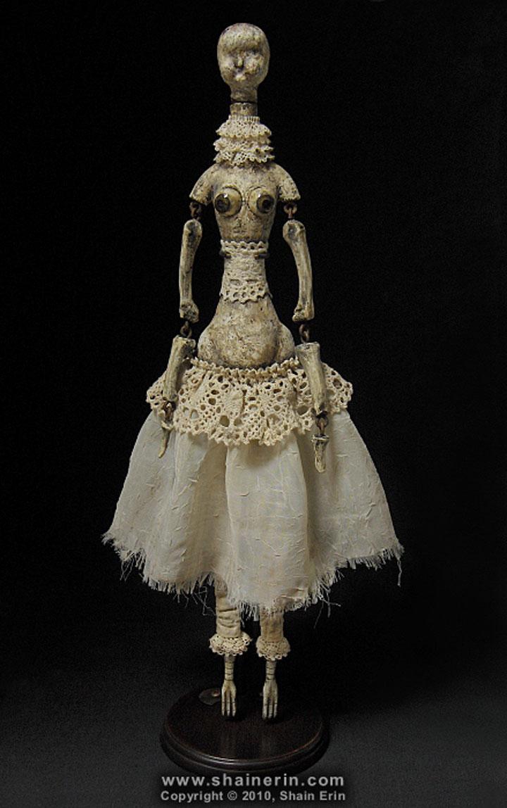 Skeletons dolls-Terrifying Dolls Will Surely Frighten Naughty Kids-18