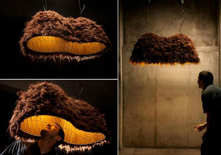 The mammoth lamp-Super Creative Lamps For Decoration Of Your Home-6