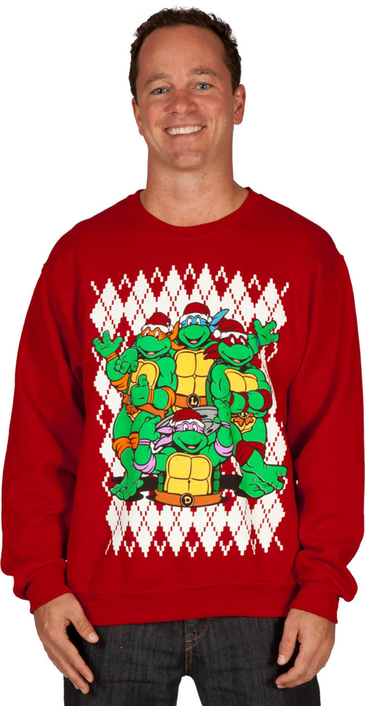 I love christmas sweater