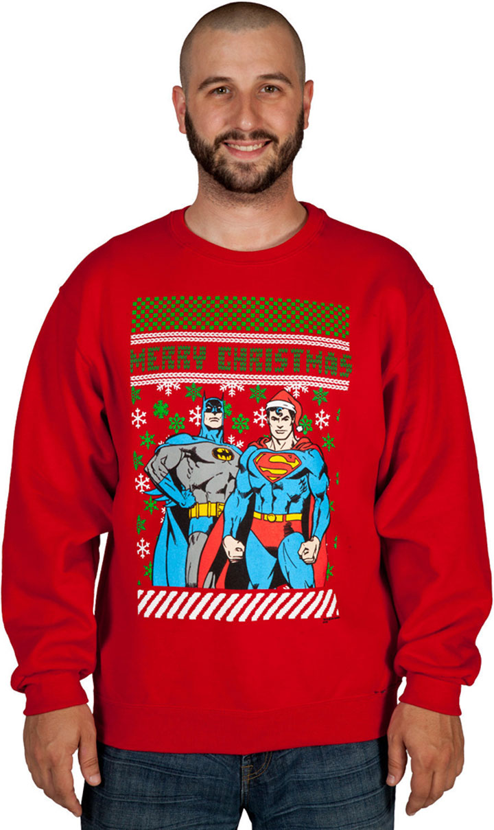 Sweat Superhero-Super Geek Sweaters For Winter Holidays-9