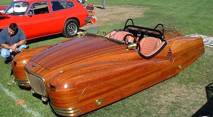 Top 22 Unusual And Crazy Cars That will not go unnoticed-12