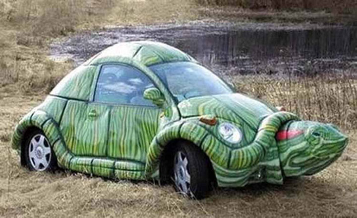 Top 22 Unusual And Crazy Cars That will not go unnoticed-19
