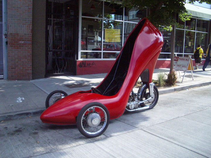 Top 22 Unusual And Crazy Cars That will not go unnoticed-5