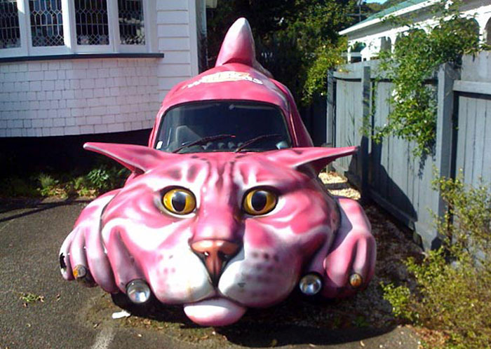 Top 22 Unusual And Crazy Cars That will not go unnoticed-6