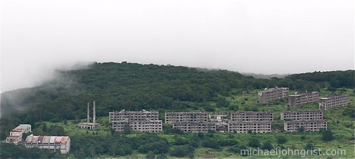 Ghostly mining town of Matsuo in Japan -The 10 Most Scary Places On The Earth-18