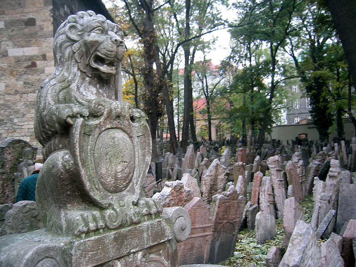 11 juxtaposed cemeteries of Prague-The 10 Most Scary Places On The Earth-24