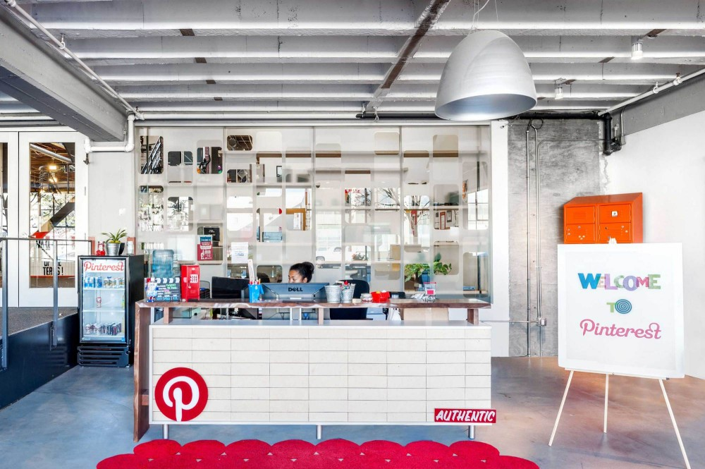 Admire The Aesthetic Beauty Of Pinterest Offices In Silicon Valley -8