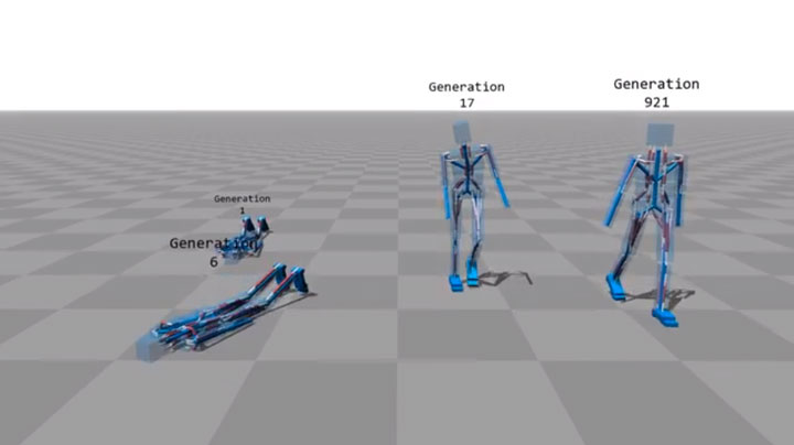 Amazing Computer Program Simulates Body Muscle Actions To Learn Walking-6