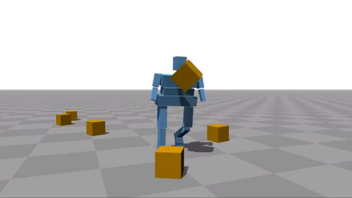 Amazing Computer Program Simulates Body Muscle Actions To Learn Walking-9