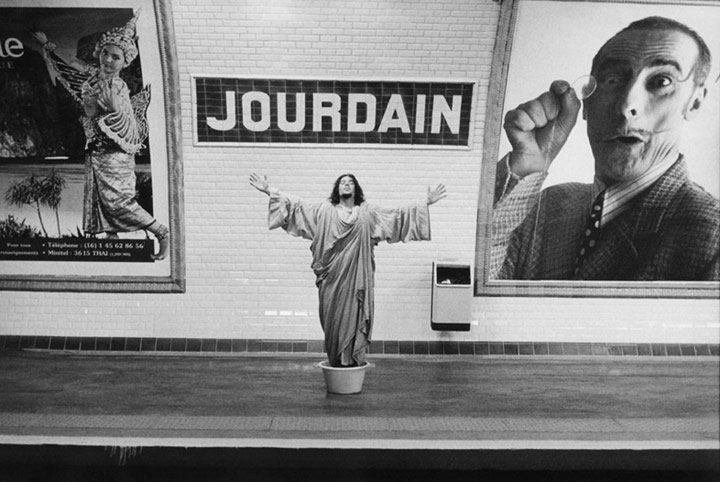A Photographer Stages Wacky Scenes With Paris Subway Station Names-13