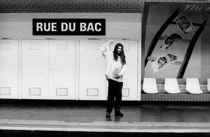 A Photographer Stages Wacky Scenes With Paris Subway Station Names-14