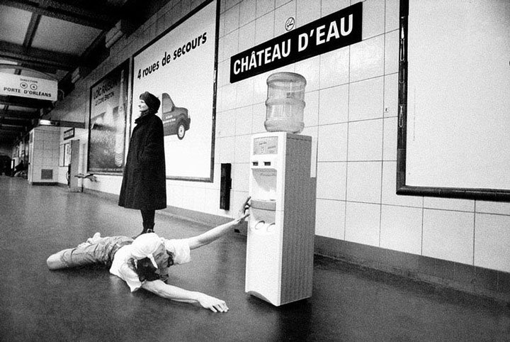 A Photographer Stages Wacky Scenes With Paris Subway Station Names-21