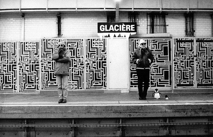A Photographer Stages Wacky Scenes With Paris Subway Station Names-26