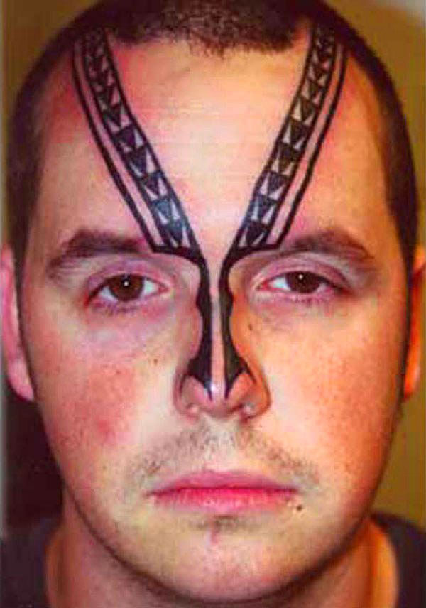 20 Crazy (Worst) Tattoos That These People Would Regret Immediately-