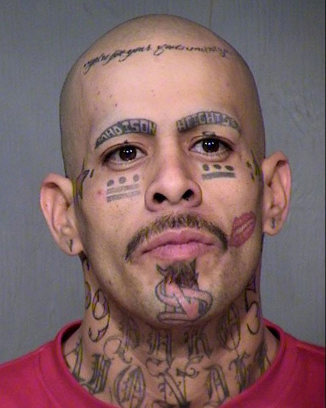 Astounding 20 Crazy Tattoos That These People Would Regret Immediately Photo Hairstyles For Men Maxibearus