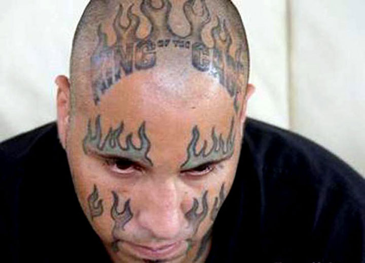 Lookup A Number >> 20 Crazy Tattoos That These People Would Regret Immediately (Photo Gallery)