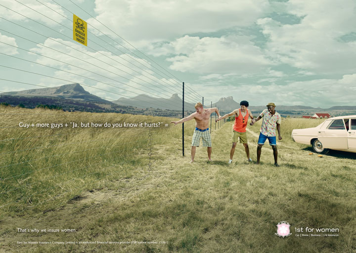 1st for Women-Creative Advertisements That Will Make You Die Laughing-13