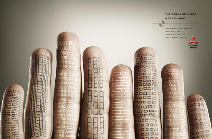 Mitsubishi-Creative Advertisements That Will Make You Die Laughing-19