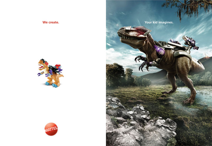 Mattel-Creative Advertisements That Will Make You Die Laughing-7