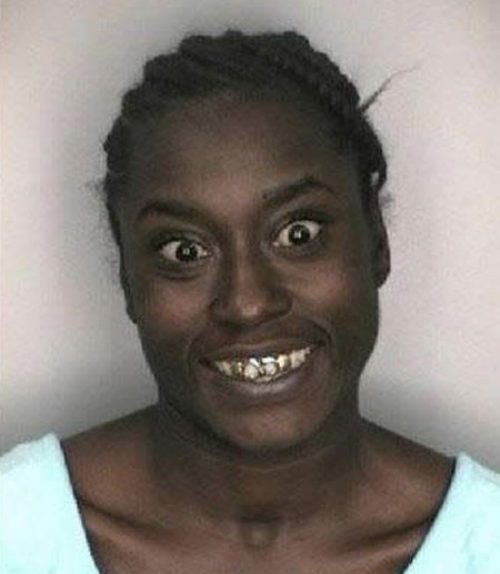 The 20 Creepy And Funny Mugshot Photographs Of Prisoners -12