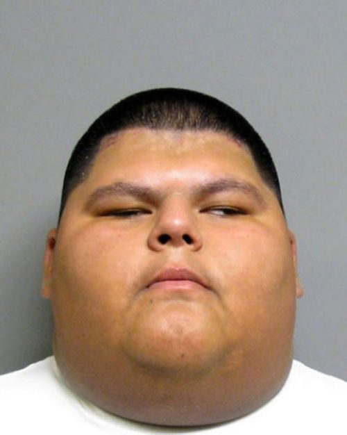 The 20 Creepy And Funny Mugshot Photographs Of Prisoners -13