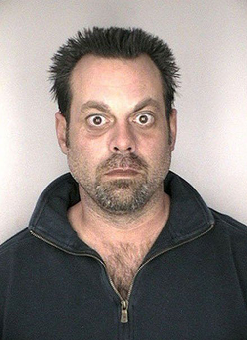 The 20 Creepy And Funny Mugshot Photographs Of Prisoners -15