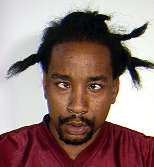The 20 Creepy And Funny Mugshot Photographs Of Prisoners -5