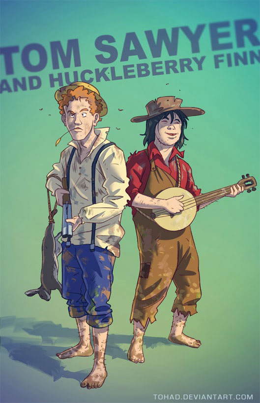 Tom Sawyer-Sylvain redraws your childhood super heroes to reveal their dark side-10
