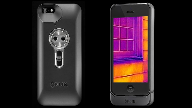 FLIR-1 Brings Thermal Imaging To The Palm Of iPhone Users-3