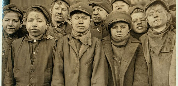 child labor in early twentieth century america Definition of working conditions in factories (issue) throughout the first decade of the twentieth century american federation of labor, child.