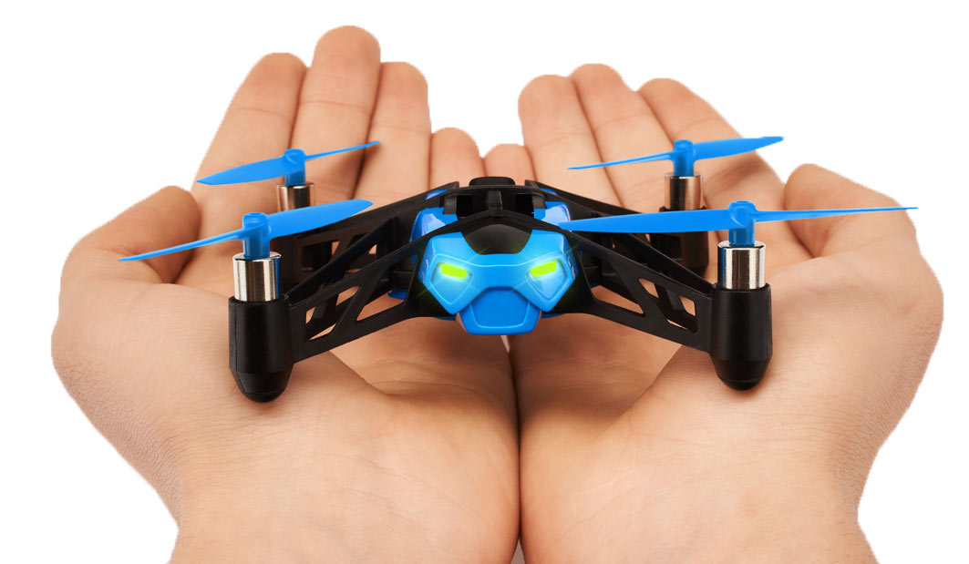 MiniDrone And Jumping Sumo:  Another Parrot's Sparkling Toy-bots-