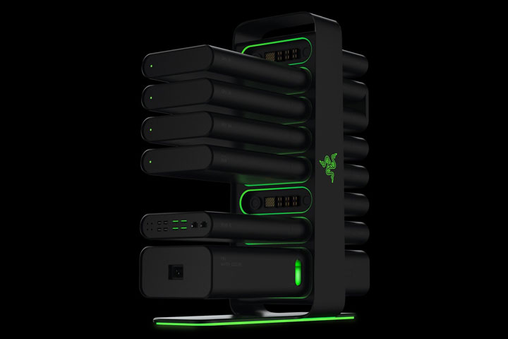 Razer's New Modular Computer Concept That Even A Novice Can Assemble-3