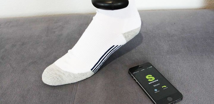 Sensoria Connected Socks Will Become Your New Personal Coach-