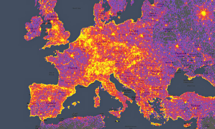 Sightmap: Use Google's Interactive MAP To Discover World's Most Photographed Places -4
