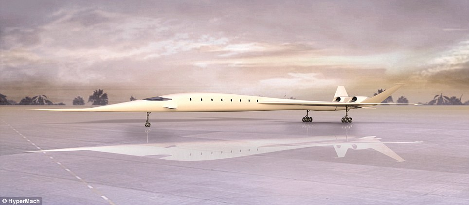 SonicStar: Supersonic Jet In Making will be 2X faster than Concorde-2