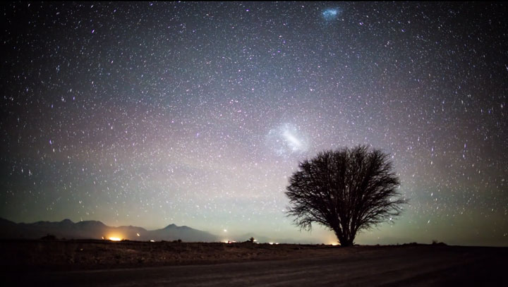 The Starry Sky Of The Atacama Desert, San Pedro, South America, Reveals Its Splendor (Video)-12