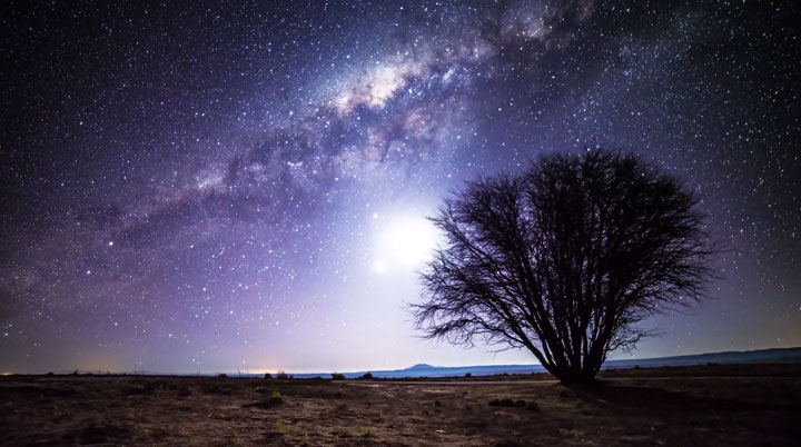 The Starry Sky Of The Atacama Desert, San Pedro, South America, Reveals Its Splendor (Video)-13