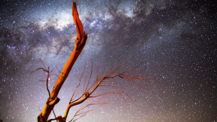 The Starry Sky Of The Atacama Desert, San Pedro, South America, Reveals Its Splendor (Video)-14