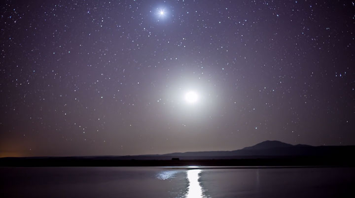 The Starry Sky Of The Atacama Desert, San Pedro, South America, Reveals Its Splendor (Video)-15