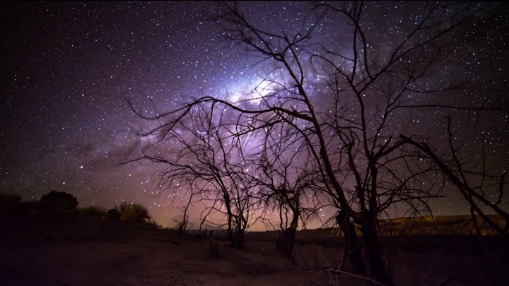 The Starry Sky Of The Atacama Desert, San Pedro, South America, Reveals Its Splendor (Video)-18