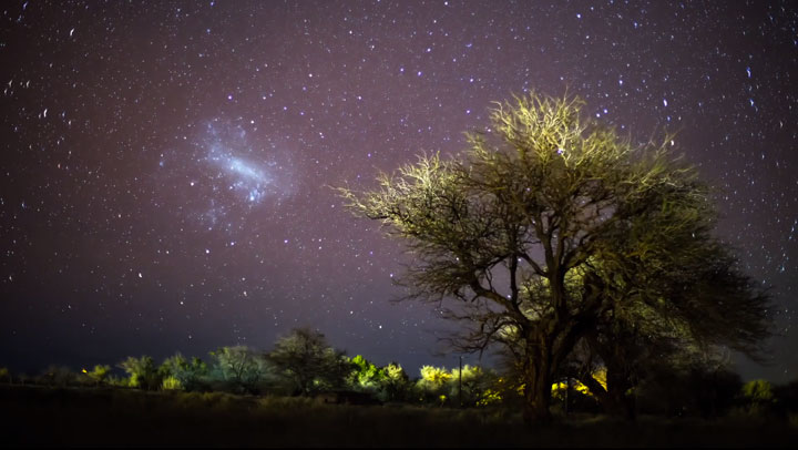 The Starry Sky Of The Atacama Desert, San Pedro, South America, Reveals Its Splendor (Video)-19