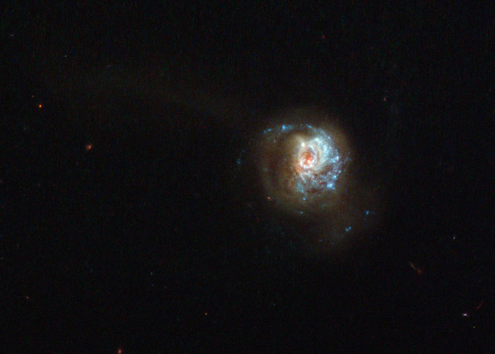 "The ""swirl"" J125013.50 +073441.5-Stunning Photographs Of Our Universe Taken By The Hubble Telescope-16"