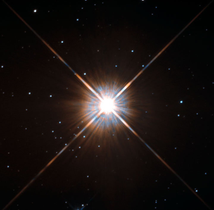 Proxima Centauri-Stunning Photographs Of Our Universe Taken By The Hubble Telescope-5