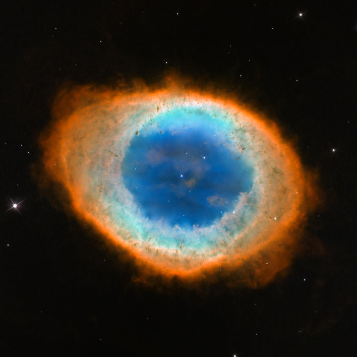 Ring Nebula-Stunning Photographs Of Our Universe Taken By The Hubble Telescope-6