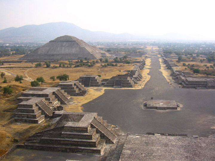 Teotihuacan-the city of Gods-Mysterious Archaeologists Structures Whose Origins Are Still Unknown-1